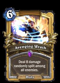Golden Avenging Wrath