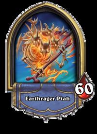 Golden Earthrager Ptah