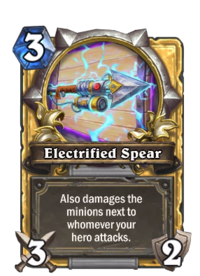 Electrified Spear(211496) Gold.png