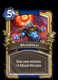 Golden Bloodlust