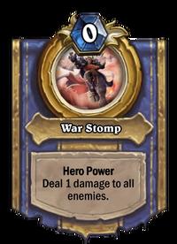 War Stomp(389286) Gold.png