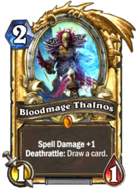Bloodmage Thalnos(525) Gold.png