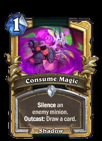 Golden Consume Magic