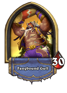 Fangbound Guff