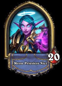Golden Moon Priestess Nici