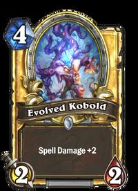 Golden Evolved Kobold