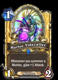 Murloc Tidecaller(475044) Gold.png