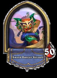 Golden Sword Dancer Sirinell