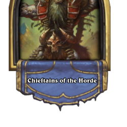 Chieftains of the Horde