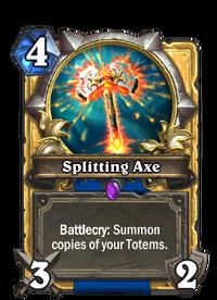Splitting Axe(90744) Gold.png