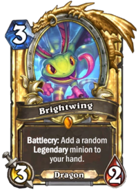 Golden Brightwing