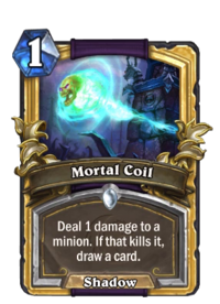 Golden Mortal Coil