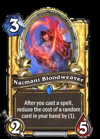 Nazmani Bloodweaver(388991) Gold.png
