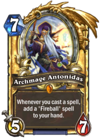 Archmage Antonidas(220) Gold.png