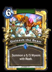 Golden Unleash the Beast