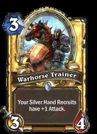 Golden Warhorse Trainer