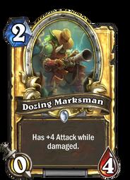 Dozing Marksman(90278) Gold.png