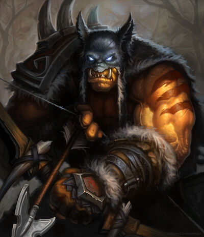 Rexxar Hearthstone Wiki It just might be that with the new rexxar aa buff that he might be one of heroes of the storm's more underrated heroes. rexxar hearthstone wiki