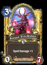 Golden Street Trickster