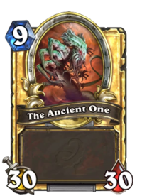 Golden The Ancient One