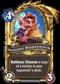 Assistant Bigglesworth(339622) Gold.png
