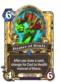 Golden Stealer of Souls