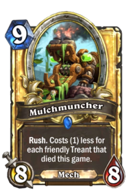 Golden Mulchmuncher