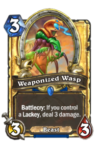 Weaponized Wasp(90707) Gold.png