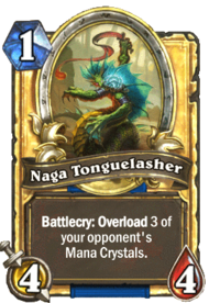 Naga Tonguelasher(90381) Gold.png
