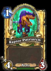 Golden Raptor Patriarch