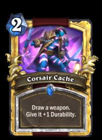 Golden Corsair Cache