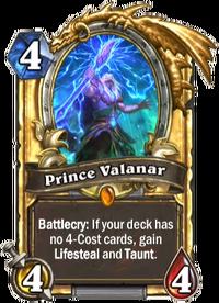 Golden Prince Valanar