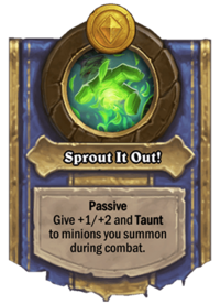 Sprout It Out!