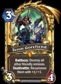 Golden Teron Gorefiend