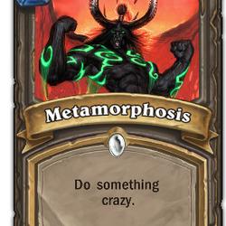 Metamorphosis (removed)
