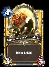 Golden Silvermoon Guardian
