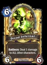 Golden Dread Infernal