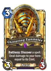 Chittering Tunneler(55571) Gold.png