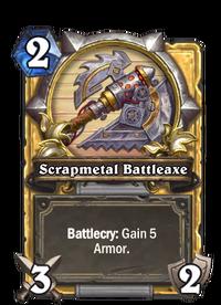 Scrapmetal Battleaxe(211495) Gold.png