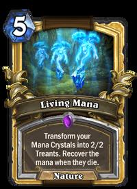 Golden Living Mana