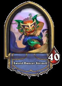 Sword Dancer Sirinell
