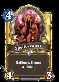 Golden Spellbreaker