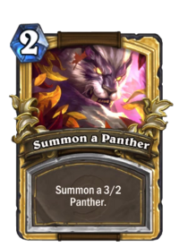 Summon a Panther(219) Gold.png