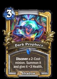 Golden Dark Prophecy