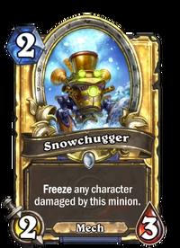 Golden Snowchugger