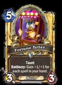 Golden Fortune Teller