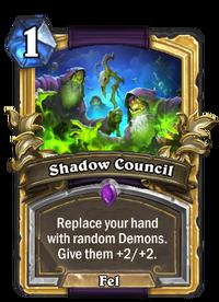 Golden Shadow Council