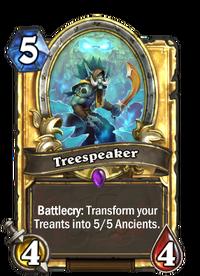 Golden Treespeaker