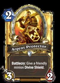 Golden Argent Protector