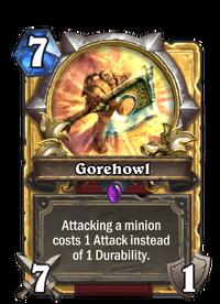 Golden Gorehowl